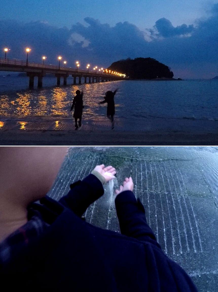 八百富神社・山本基・海に還るプロジェクト・BIWAKOビエンナーレ2016