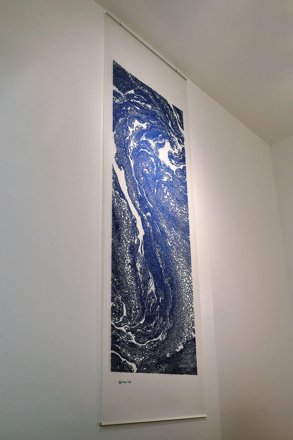 banner,ierimonti,gallery,solo,exhibition,motoi,yamamoto,newyork,salt,installation,drawing,painthing,giclee