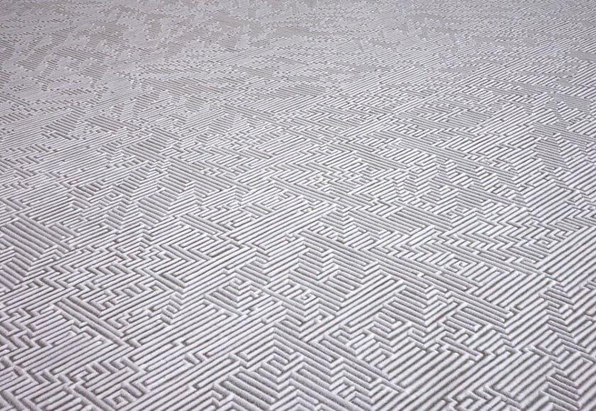 山本基,インスタレーション,迷宮,金沢21世紀美術館,塩