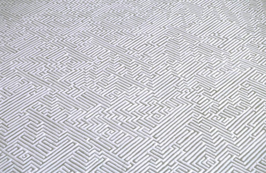 金沢21世紀美術館開館記念展出品作品 迷宮